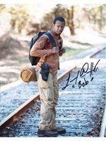 LAWRENCE GILLIARD JR. as Bob Stookey - The Walking Dead