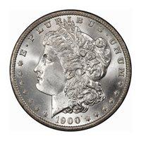 1900-O $1 MS67 PCGS