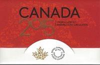 2015 Canada Uncirculated set