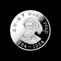 1983 2 gram Silver Marco Polo Proof Coin