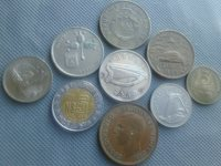 OLD COIN LOTS **World/Foreign 9 coins !! *COLLECTIBLES*