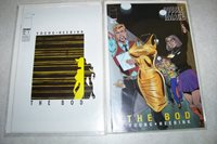 THE BOD #1 and 2 Image Comic Books