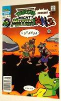 TMNT presents MIGHTY MUTANIMALS #4 Sept 1992 ARCHIE/ MIRAGE Ninja Turtles EXC