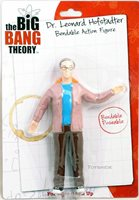 BIG BANG THEORY LEONARD HOFSTADTER RENAISSANCE KNIGHT ACTION FIGURE NEW