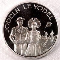 20 Francs, Le yodel, 2017, Suisse