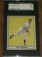 1941 Play Ball #20 Red Ruffing - New York Yankees HOF SGC 8.5