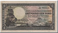1 Pound Südafrika Banknote, 1942-11-09, Km:84e