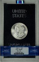 1884-O NGC MS64 GSA MORGAN DOLLAR * Rare New Orleans Mint GSA * #1744166-031