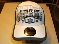 Los Angeles Kings NHL New Era 3930 2014 Stanley Cup Champion hat