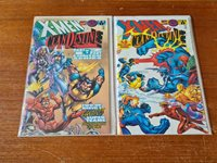 XMEN AND CLANDESTINE (1996) #1 AND 2 - Back Issue (S)