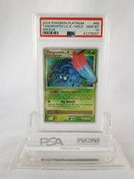 Pokemon Platinum 2009 Tangrowth LV.X Holo Arceus #99 PSA 10 GEM MINT