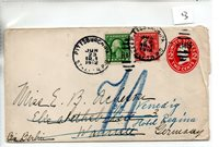 United States - (13) - Commercial Cover - 1912 - pmk Pittsburgh to Germany