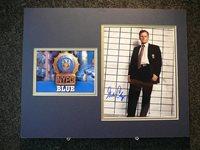 GORDON CLAPP - DETECTIVE GREG MEDAVOY (NYPD Blue - 1993-2005) - 14x18 MATTE