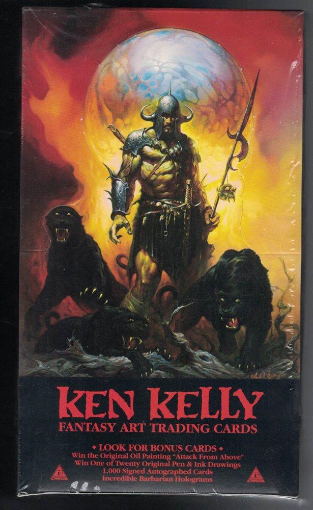 Postcards & Collector Cards 1992 / Singles U Pick Ken Kelly ...