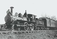 Americana, Trains, Wild West Saloons vintage photo reproduction High quality 067