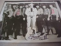 Ernest Tubb Original Signed Photograph Country Music