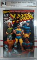 SIGNED! CHRIS CLAREMONT X-MEN #94 WIZARD ACE EDITION 9.4 PGX CGC SS UNCANNY