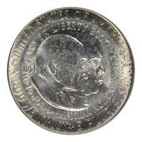1951-S Washington Carver Silver Commemorative Half Dollar PCGS MS65