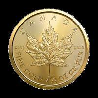 2019 1/2 oz Canadian Gold Maple Leaf