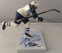 Andrew Ladd Winnipeg Jets Signed McFarlane Figure Autographed PSA/DNA COA