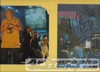 Gomez - autographed flyer #750