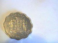 Jamaica 10 Dollars 1999 George William Gordon National Hero