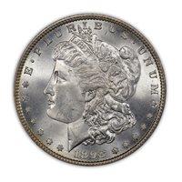 1898 $1 MS66 PCGS