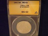 1964-J 5M W Germany