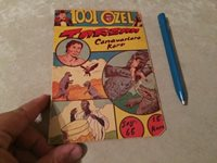 TARZAN BURROUGHS TURKISH 20 pages COMIC 1950s ART !