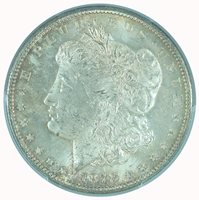 1878-S S$1 Morgan Dollar PCGS MS 64