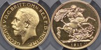 1911 Proof Sovereign - PCGS PR65CAM 1911 Proof Sovereign