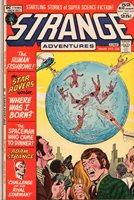 DC Strange Adventures #236 (June 1972) Low Grade