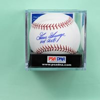 Rich (Goose) Gossage Autographed Official MLB Baseball, PSA/DNA Authentication