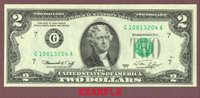 1976-G - $2 FR-1935-G