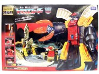 Takara Transformers Encore Collection Action Figures: Omega Supreme 09