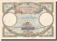 50 Francs Frankreich Luc Olivier Merson, 1932-06-23