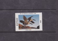 State Hunting/Fishing Revenues - NH - 1987 Duck Stamp NH-5 ($4) - MNH