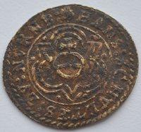Germany Medieval Copper Token Hans Krauwinkel?