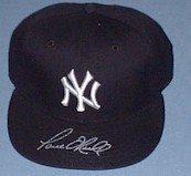 Paul O'Neill Autographed Yankees Baseball Cap