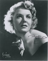 Beverly Roberts Signed Buried Alive Dare Devil Drivers 8x10 Photo Deceased B