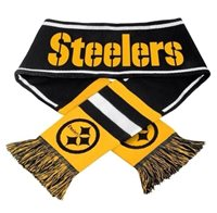 NFL Pittsburgh Steelers Knit Licensed Scarf