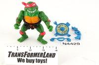 Complete Teenage Mutant Ninja Turtles (TMNT)® Original Toyline Wacky Action Breakfightin' Raphael