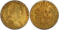 GR BRIT George III 1782 AV Guinea NGC MS63 S-3728; MCE 386 Ex Mitchell w/ticket