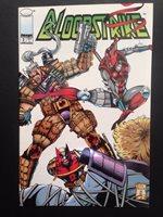 Bloodstrike #2 (1993) VF/NM