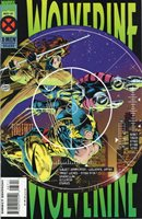Marvel Wolverine #87 (Nov. 1994) High Grade