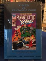 MARVEL PREMIERE CLASICS VOL. 36 X-MEN VS FANTASTIC FOUR NEW SEALED HC TPB MC