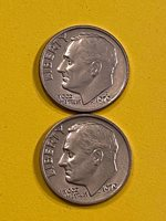 DIME 1970PD UNC FREE SHPPING