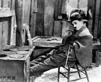 CHARLIE CHAPLIN PHOTO gold rush film PHOTOGRAPH 2