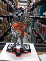 Lou Seal 2014 Mascot World Series SF GIANTS Bobble Bobblehead