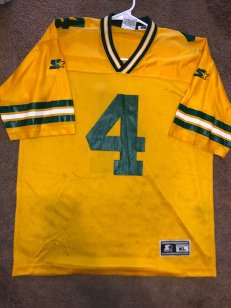 packers yellow jersey